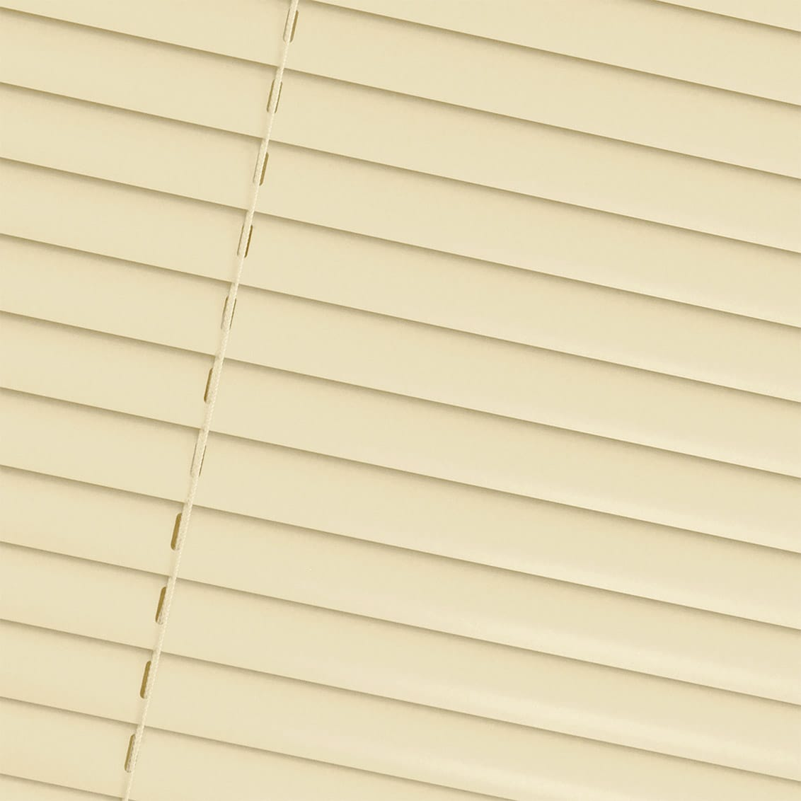 Off white Color Venetians blinds